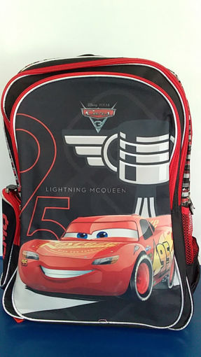 Picture of First Kid - Cars Backpack 18''