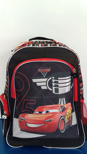 Picture of First Kid - Cars- Backpack 16''