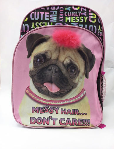 Picture of Messy Hair Don't Care Backpack