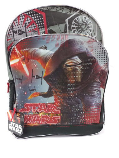 Picture of StarWars 16 Inch Backpack Episode 7