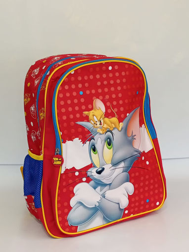 Picture of Tom & Jerry Happy Dots 16 Inch Backpack