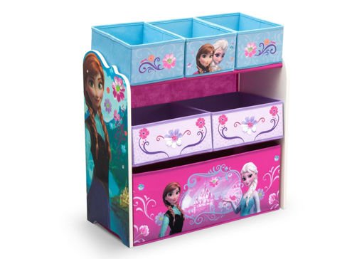 Picture of Frozen Multi-Bin Toy Organizer