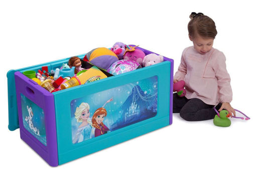 Picture of Frozen Store & Organize Toy Box