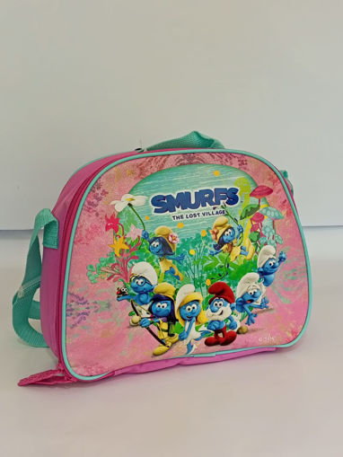 Picture of Sunce - Smurfs Insulated Lunch Tote