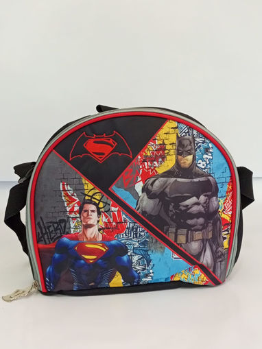 Picture of Sunce - Super Man Abb Lunch Tote