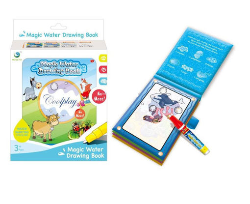 Picture of Magic Water Drawing Book, Farm