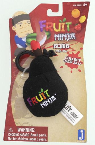 Picture of Fruit Ninja Mini Plush Bandana 2