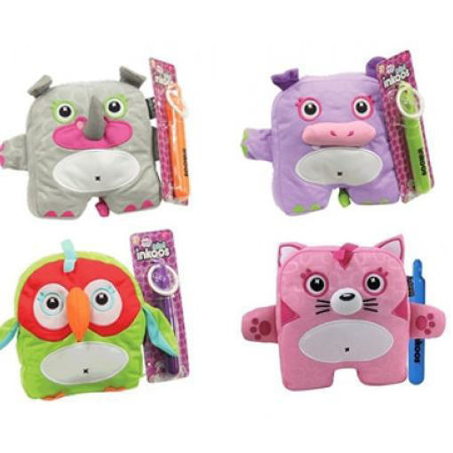 Picture of (Inkoos) Small Size Plush , Assorted
