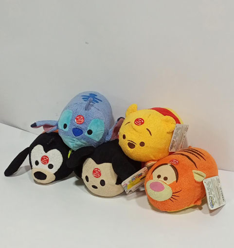 Picture of Glow Friends Tsum Tsum   6Inch Asst Pdq