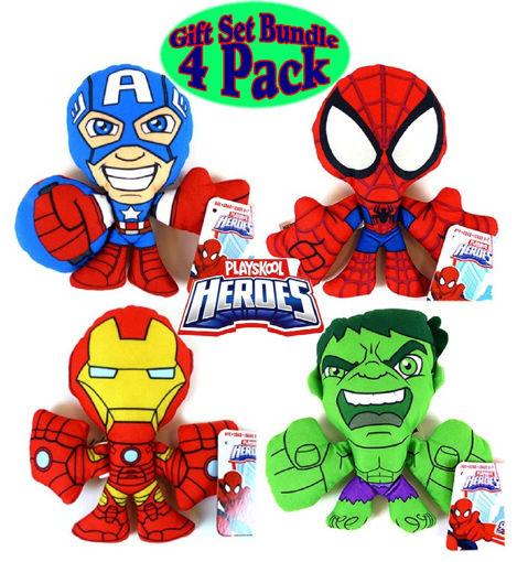 Picture of Playskool Heroes Marvel Bean Plush