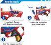 Picture of Blaze Storm Manual Soft Dart Gun