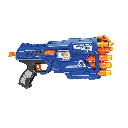 Picture of Blaze Storm Manual Soft Bullet Gun