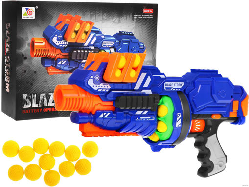 Picture of Battery Operated Soft Ball Gun With 20Pcs Balls
