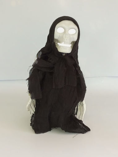 Picture of Skeleton Ghost - Black Robe