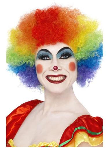 Picture of Clown Wig - Multicolor