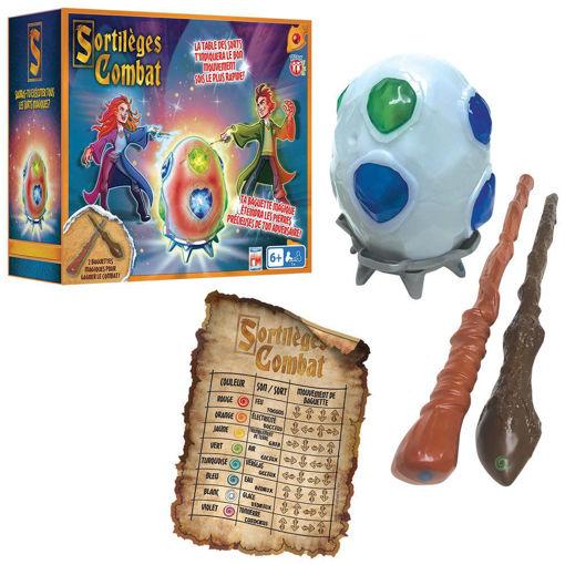 Picture of Wizard's Battle - Sortilèges Combat