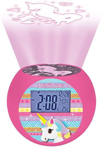 Picture of Unicorn Projector Alarm Clock