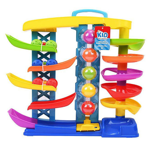 Picture of 2 In 1 Spiral And Racing Challenge